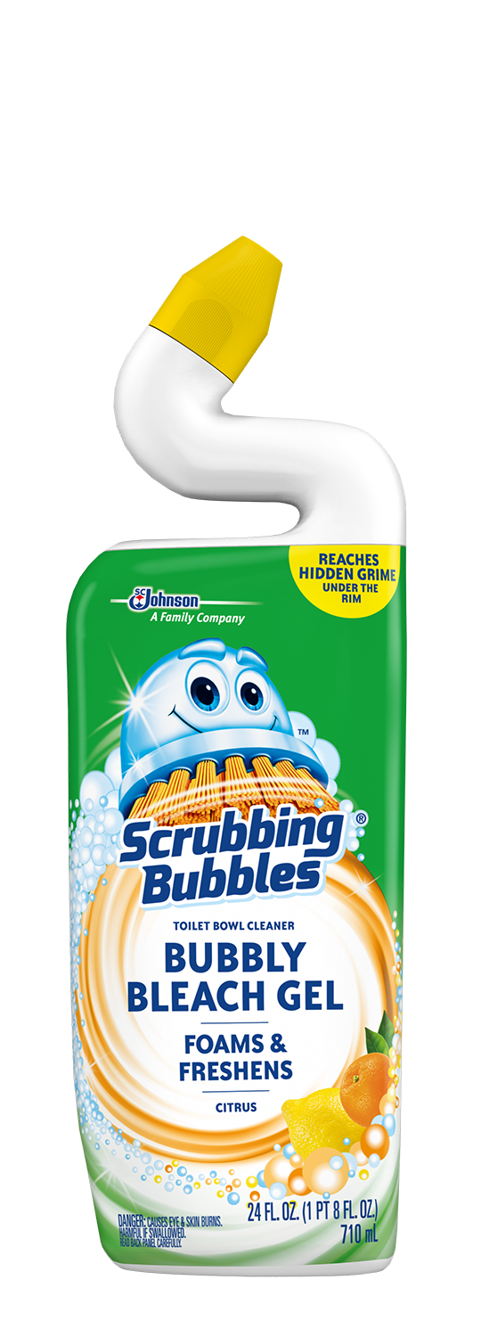Bubbly Bleach Gel Scrubbing Bubbles 174 Products